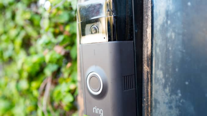 GP: Ring Smart Doorbell