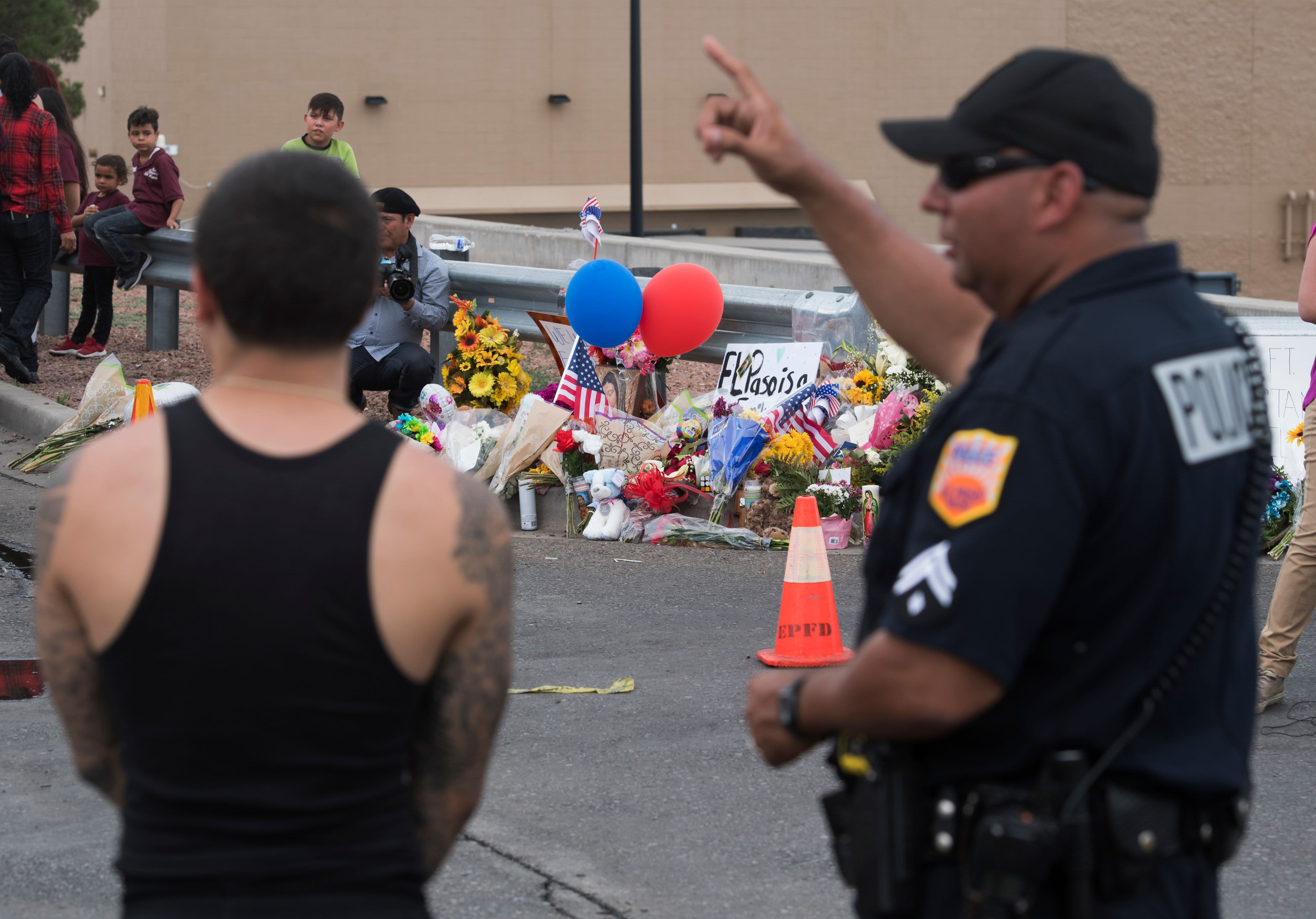 Image result for El Paso shooting death toll rises as two victims die
