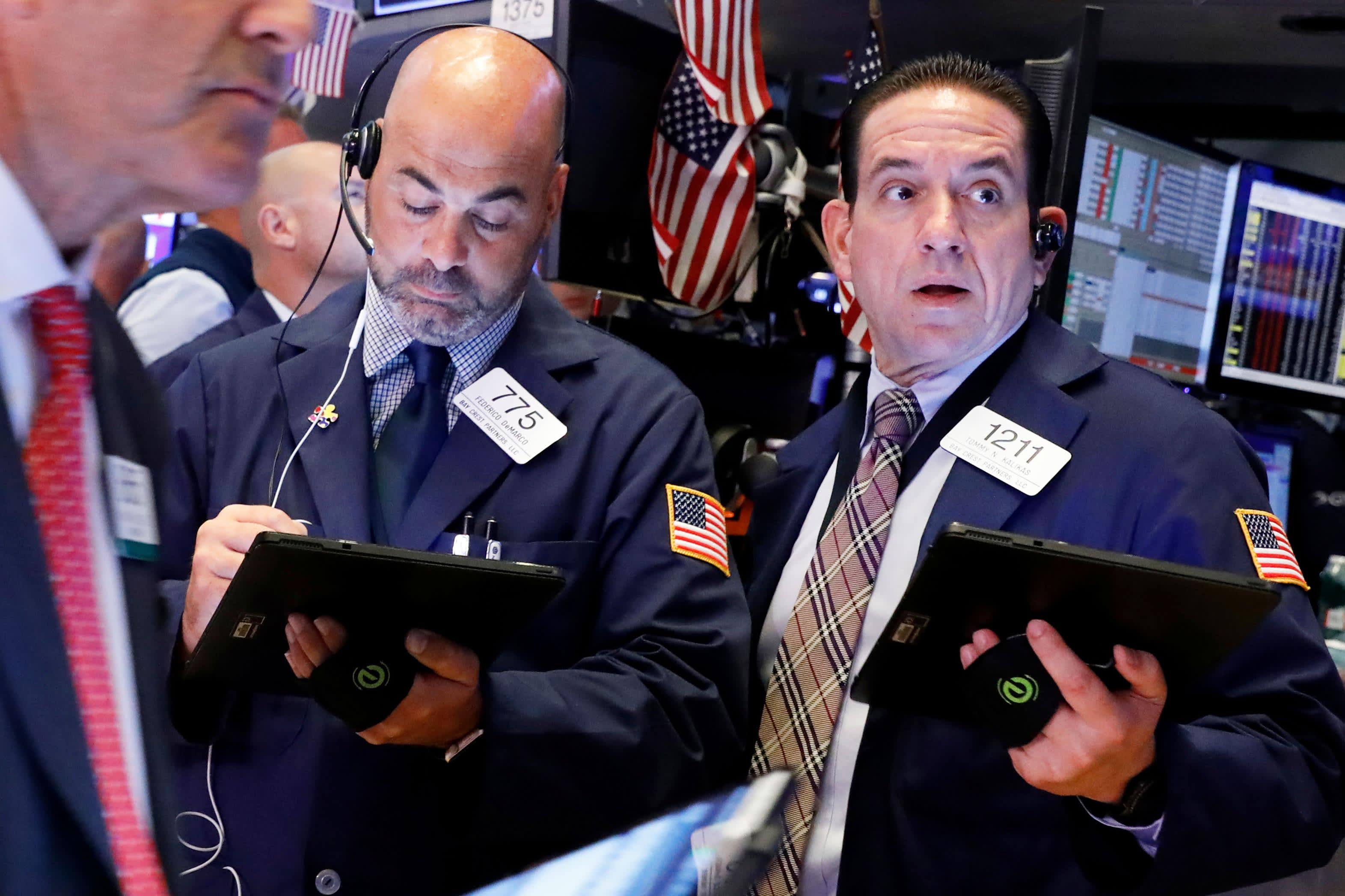 Stocks making the biggest moves premarket: Tesla, Tapestry, Big Lots, Uber, Ulta & more