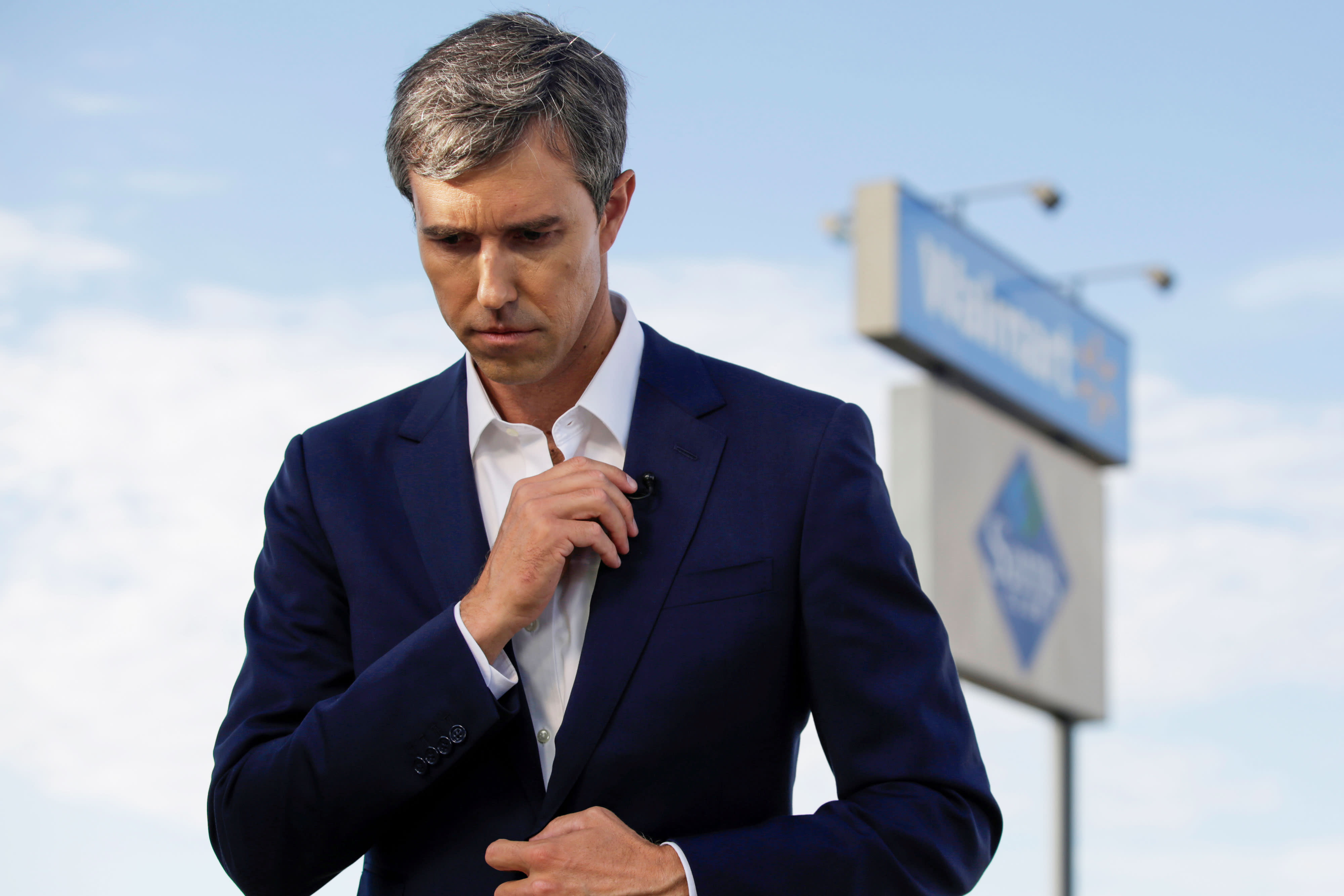 Beto O'Rourke goes after key immunity for social media companies if they allow users to incite violence