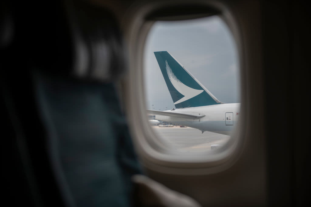 Shares of Cathay Pacific rebound, but the airline may still be in a 'very tough place'