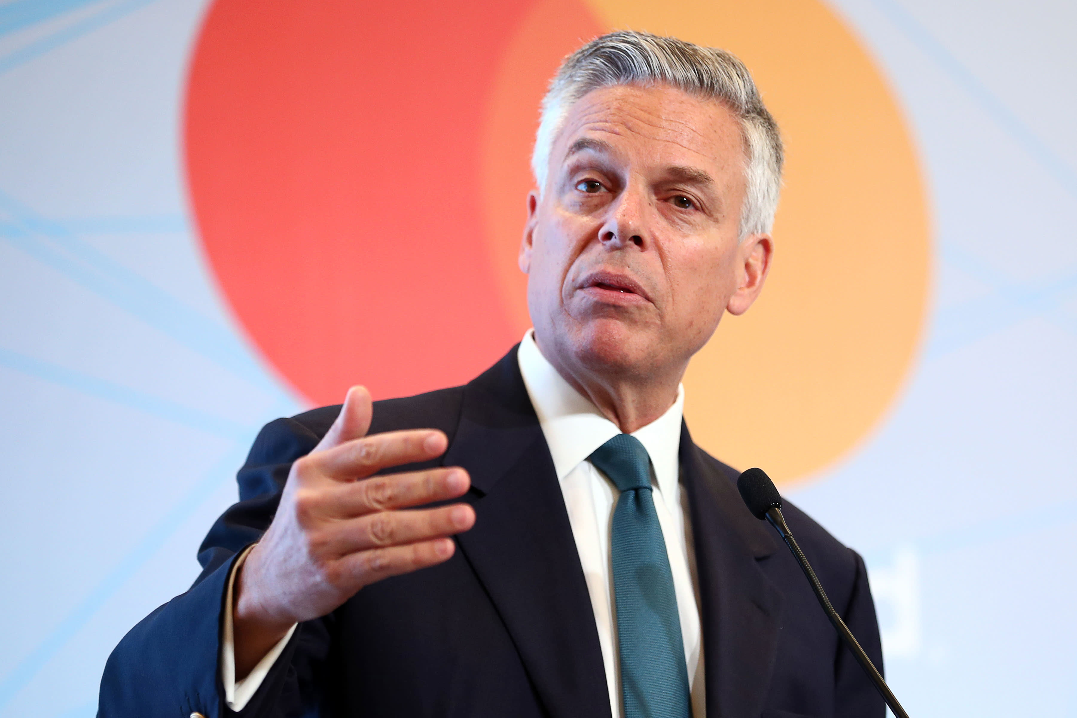 US ambassador to Russia Jon Huntsman will resign, could run for governor in Utah