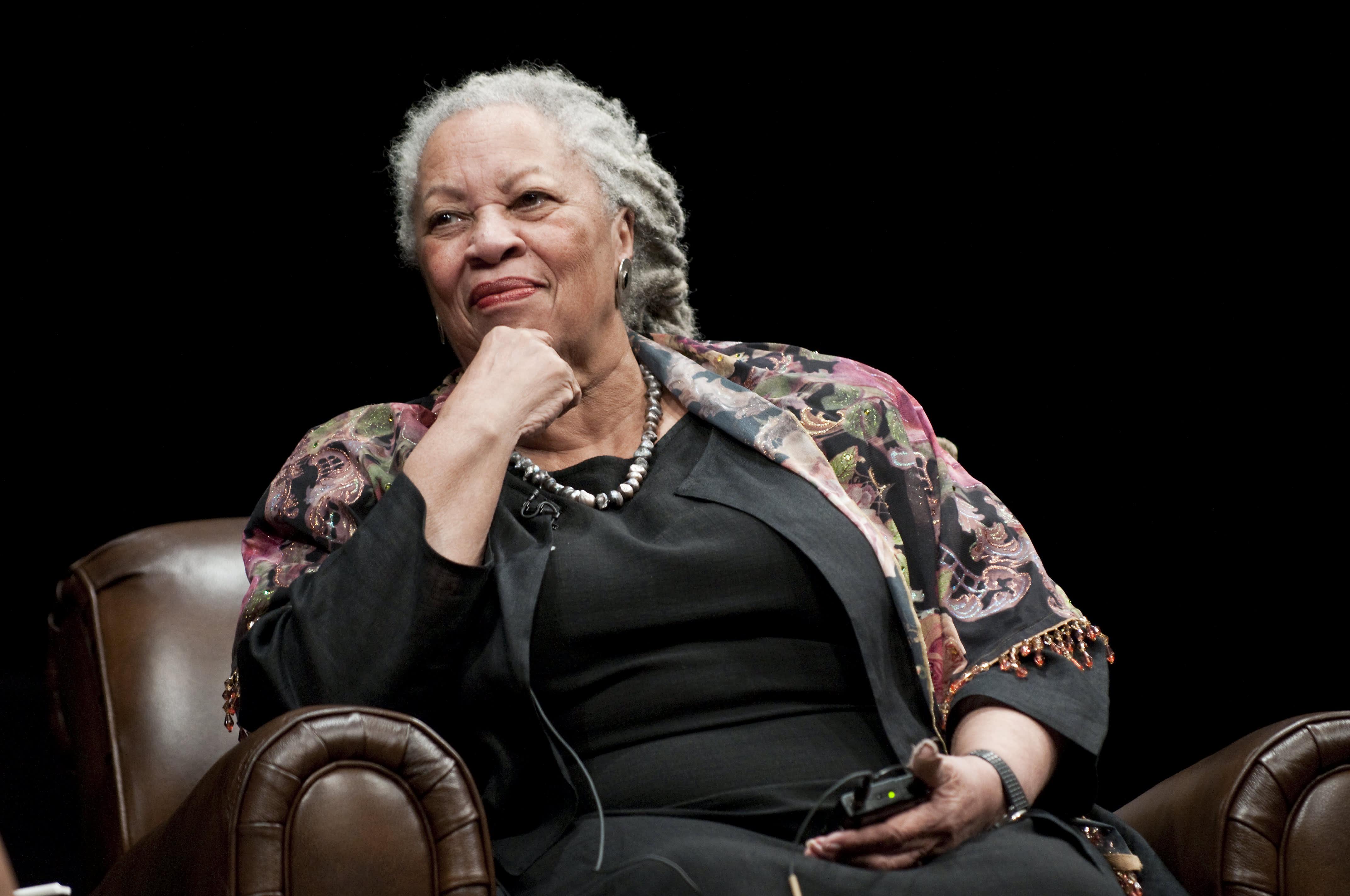 Kamala Harris, Shonda Rhimes, Stacey Abrams and others remember trailblazing author Toni Morrison