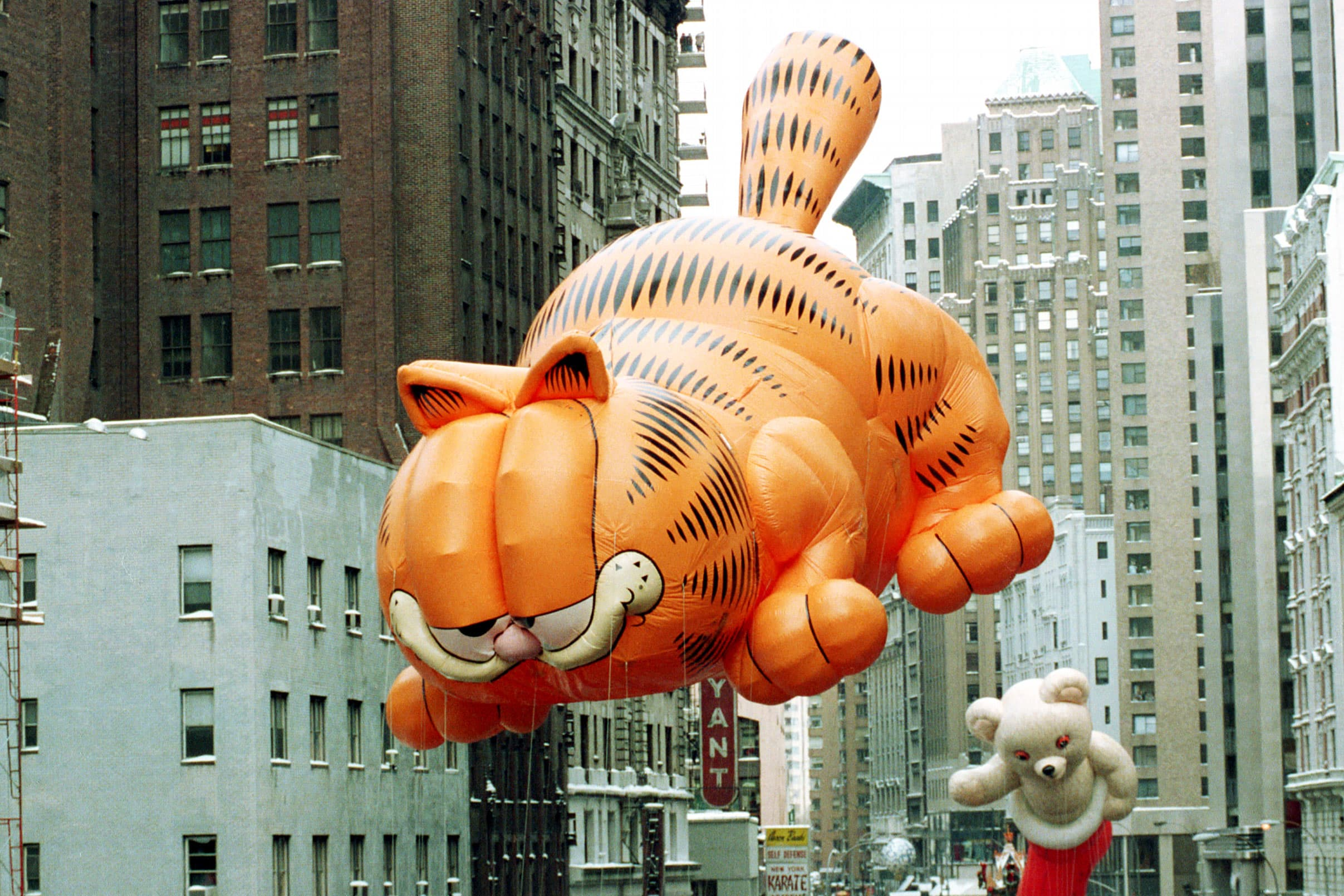 Garfield Bought By Viacom For Nickelodeon