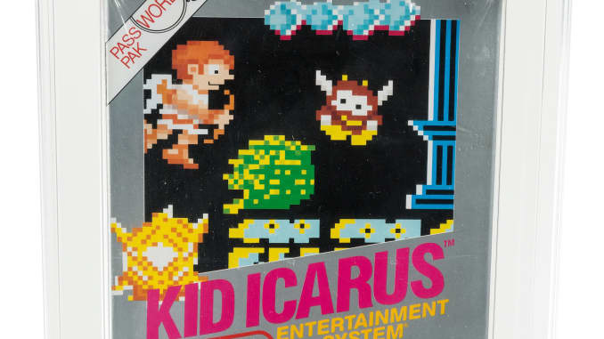 H/O: Kid Icarus video game