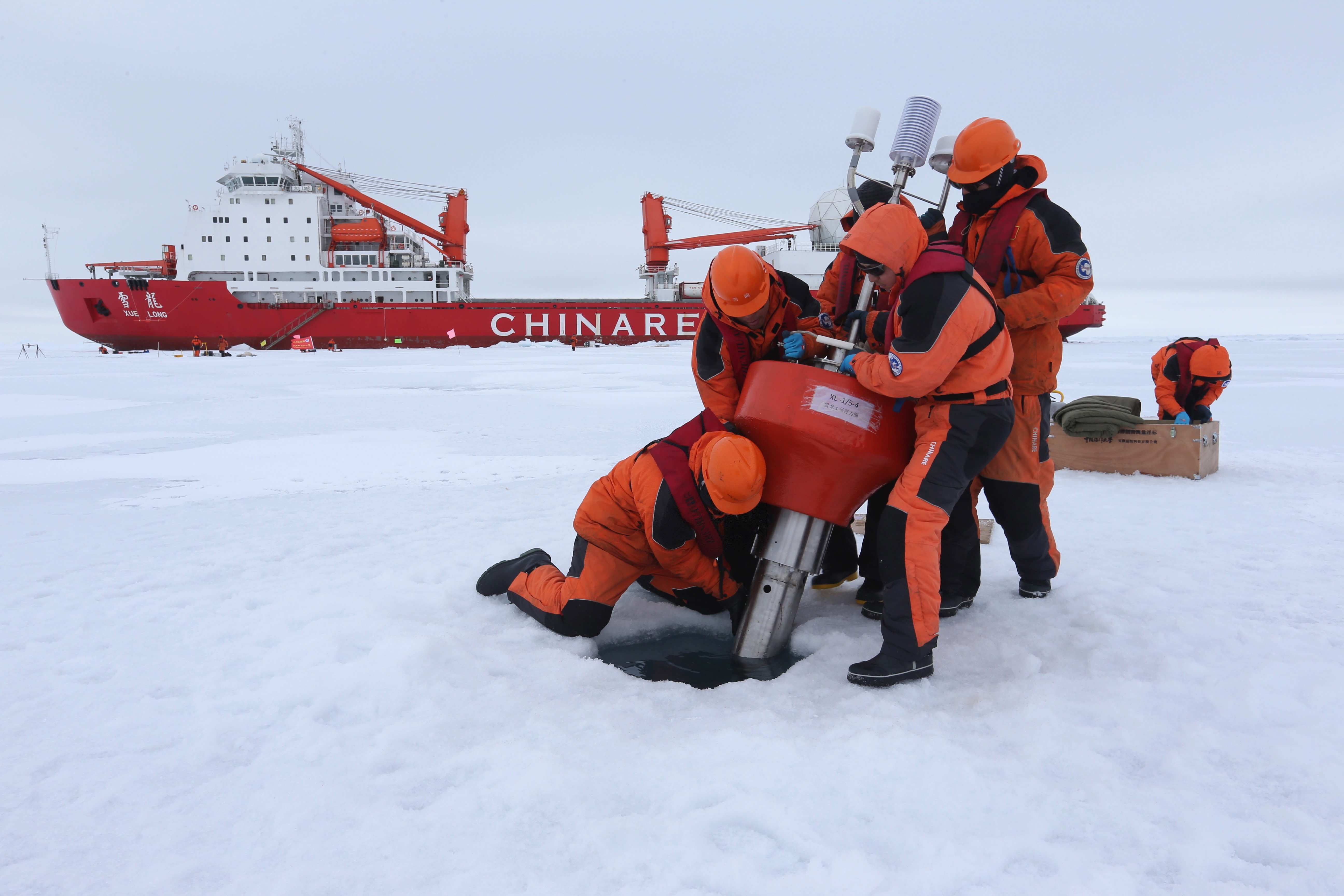 NATO is carefully monitoring the 'security implications' of China's increased presence in the Arctic