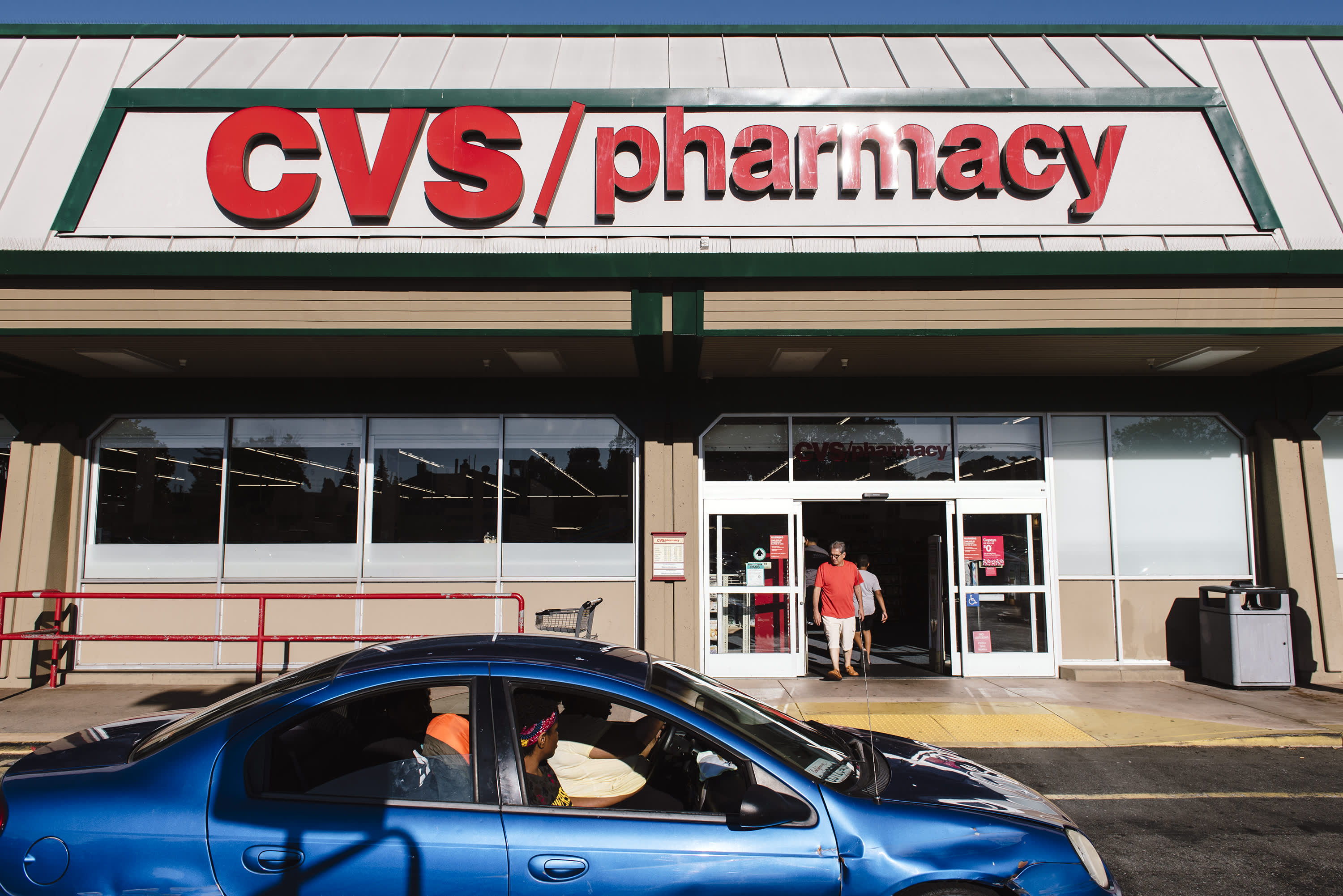 Walgreens, CVS join Walmart, ask shoppers not to openly
