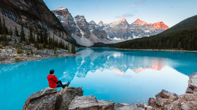 GP: Moraine Lake, Banff