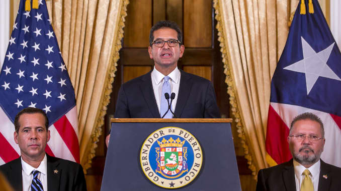 GP: Puerto Rico House Approves Pierluisi As Rossello Resigns