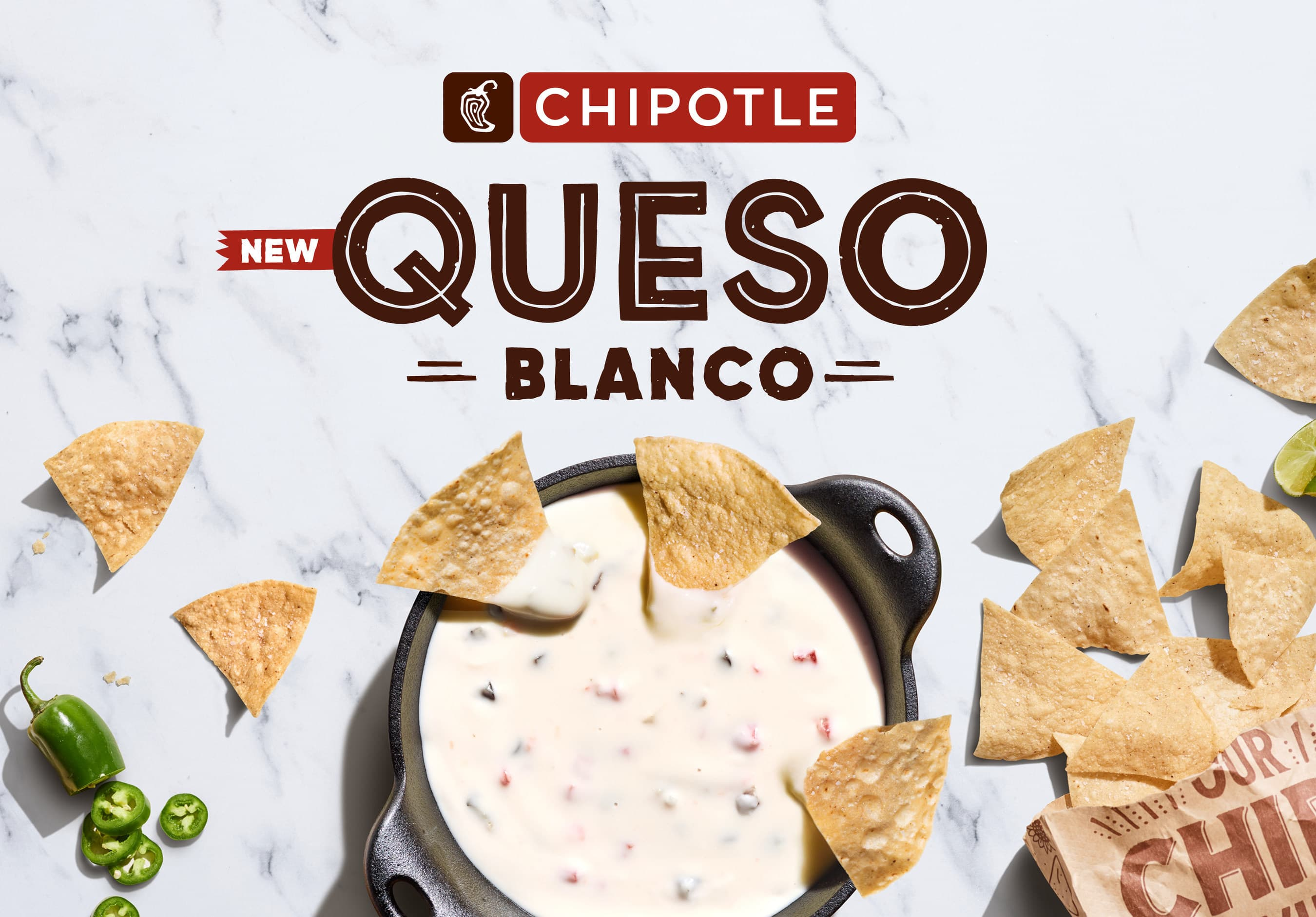 Chipotle is testing a replacement for its queso