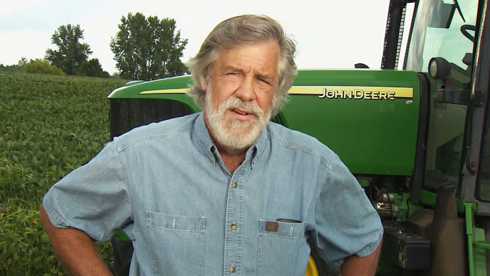 I won't be voting for the president again, says Ohio farmer who backed Trump in 2016