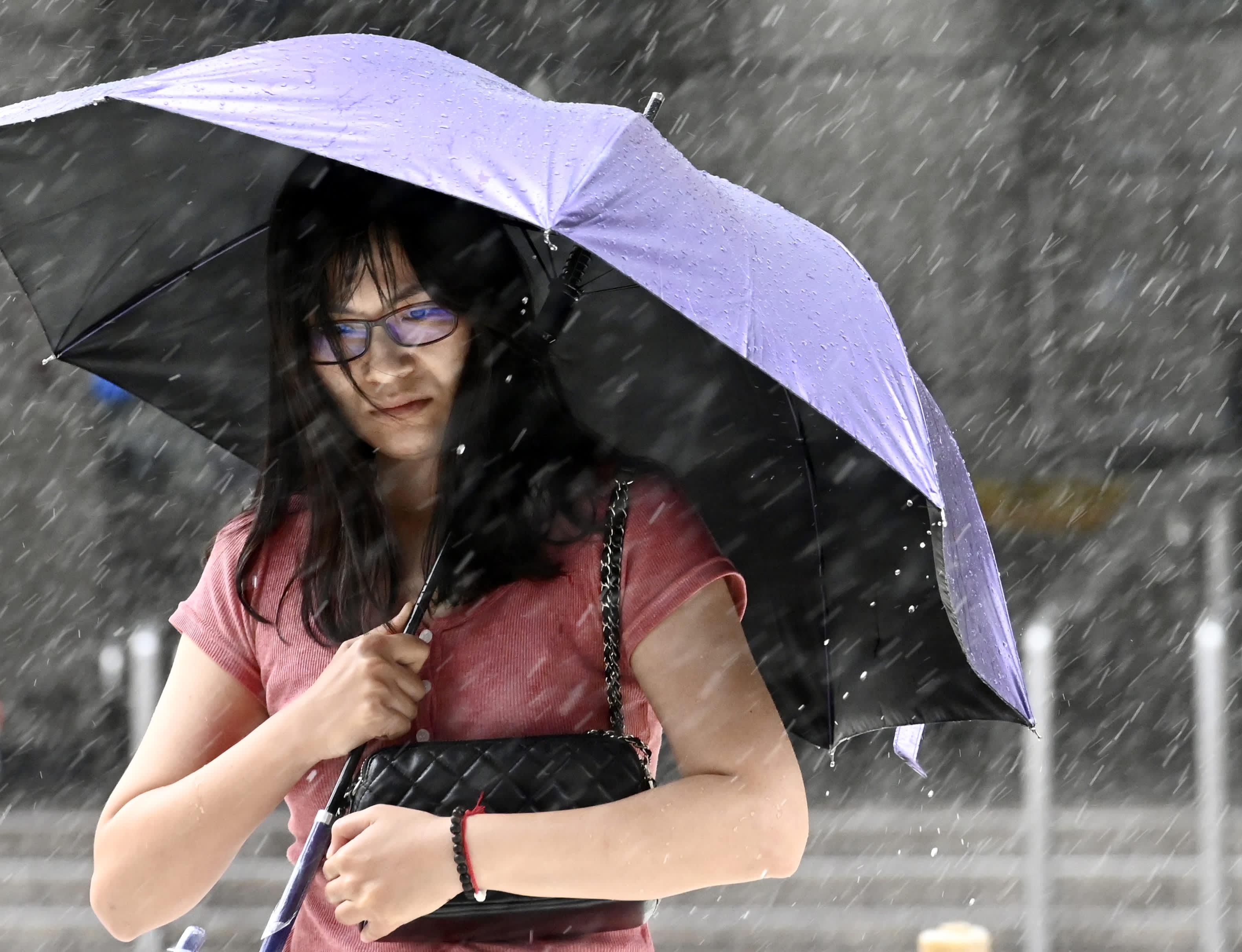 China issues top warning for strong typhoon nearing coast thumbnail