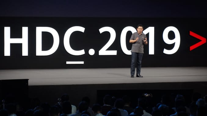 GP: Huawei Developer Conference 2019 In Dongguan