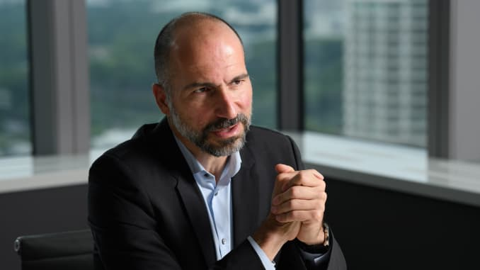 GP: Uber Technologies CEO Dara Khosrowshahi Interview