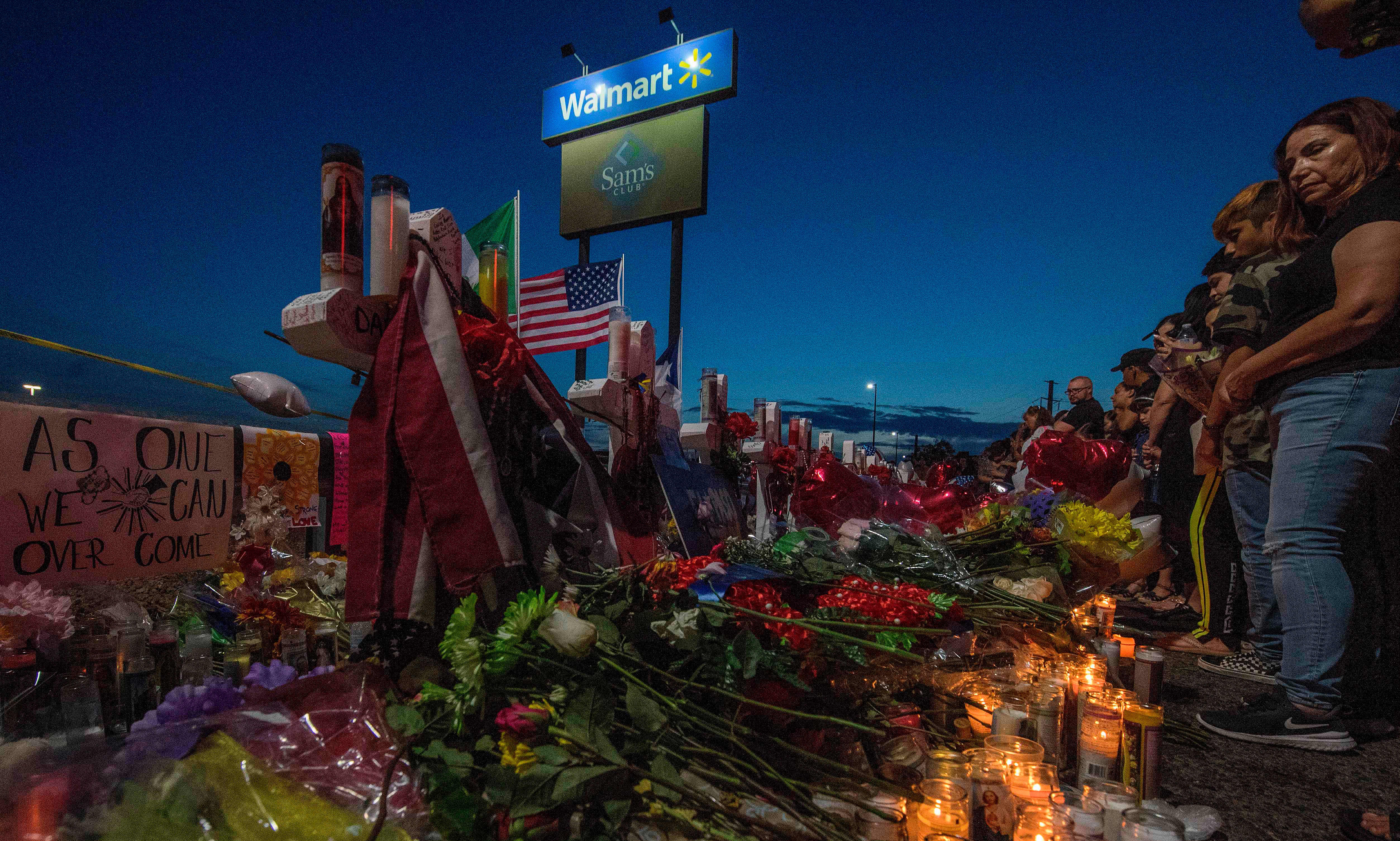Walmart is taking displays of violent video games out of stores following El Paso shooting