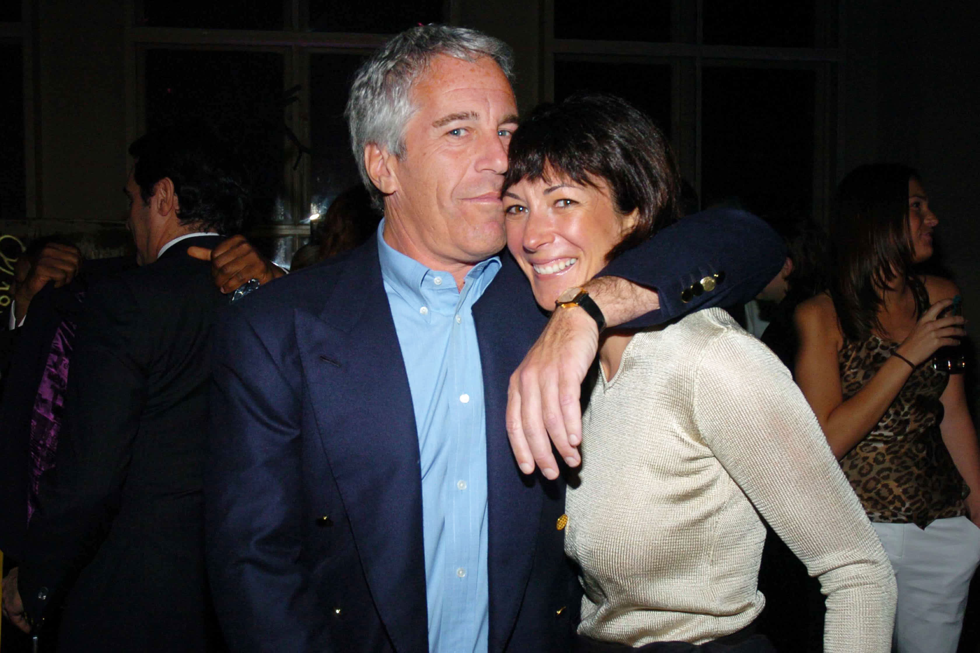 Jeffrey Epstein rape accuser Jennifer Araoz sues 'enablers' Ghislaine Maxwell, 3 others