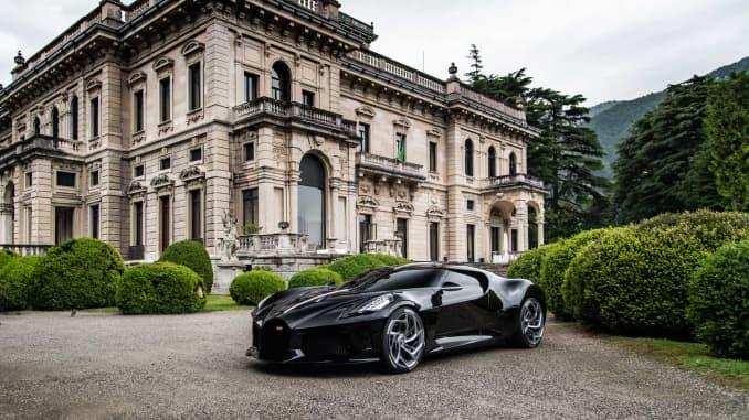H/O: Bugatti's La Voiture Noire 1