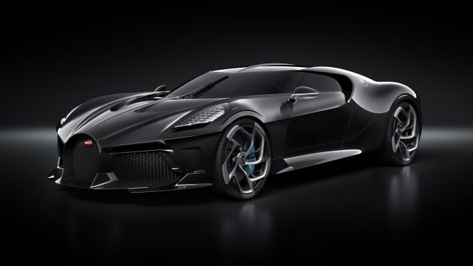 Bugatti S 18 7m La Voiture Noire Makes Us Debut At Pebble Beach