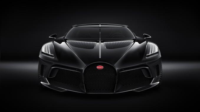 H/O: Bugatti's La Voiture Noire 4