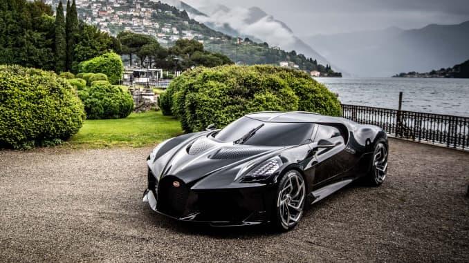 H/O: Bugatti's La Voiture Noire 5