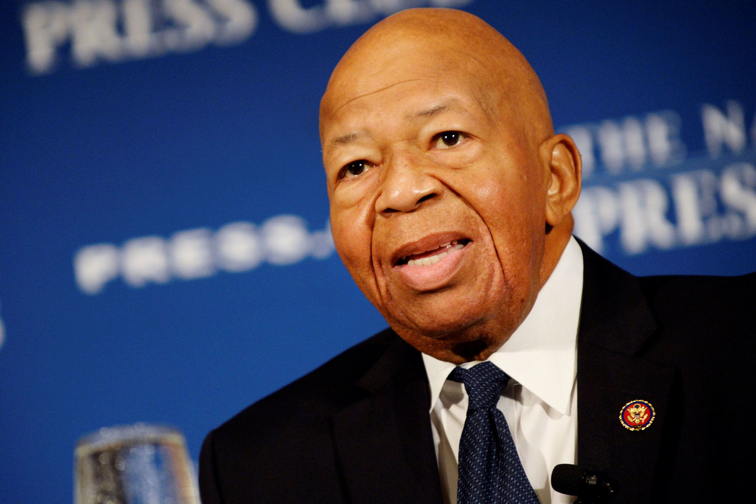 Democratic Congressman Elijah Cummings, chair of House Oversight and Reform Committee, has died