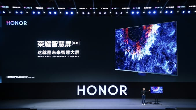 H/O: Huawei Honor Vision TV