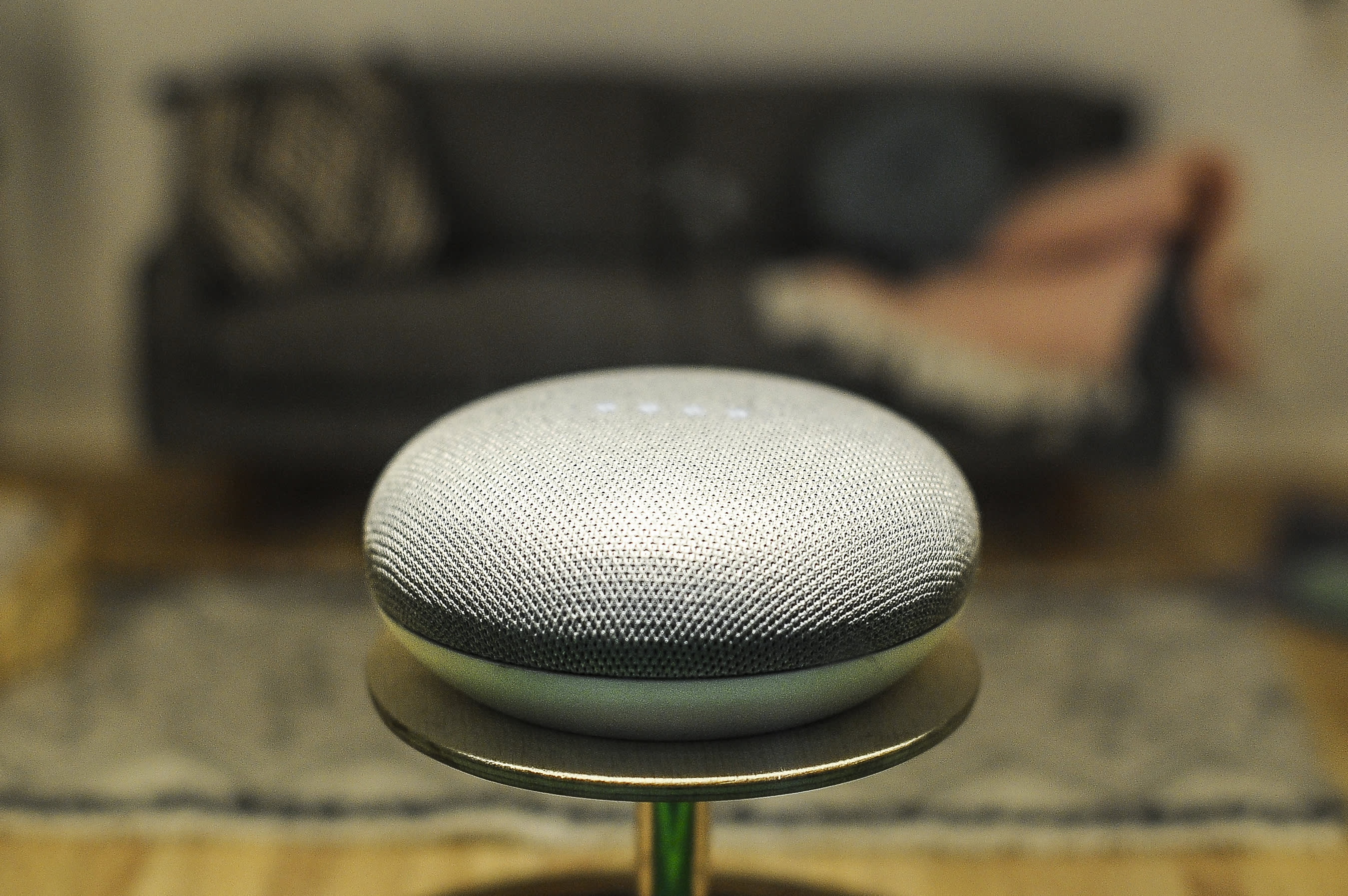 UK lender trials voice banking with Google Home