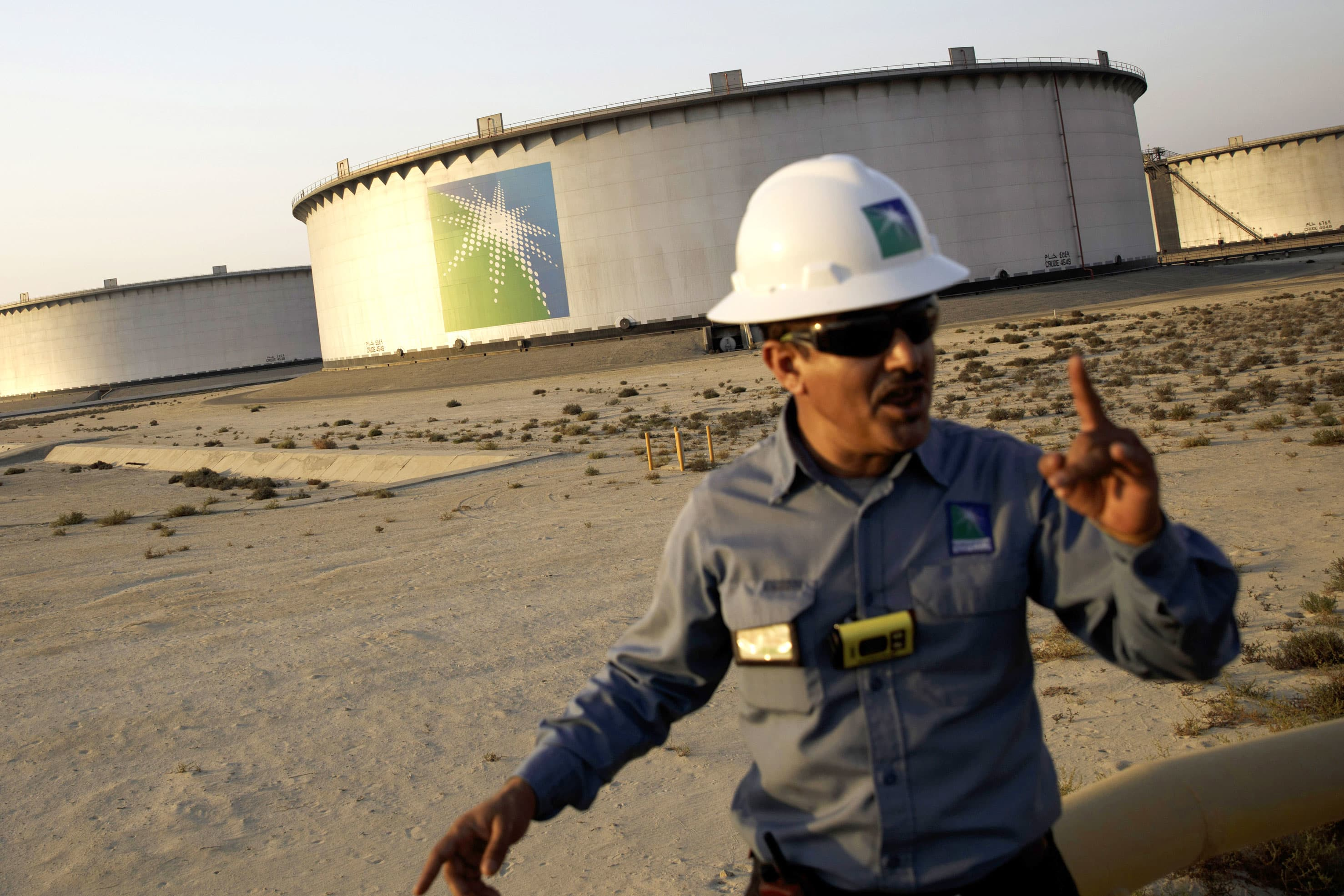 Saudi Aramco in talks with banks about IPO