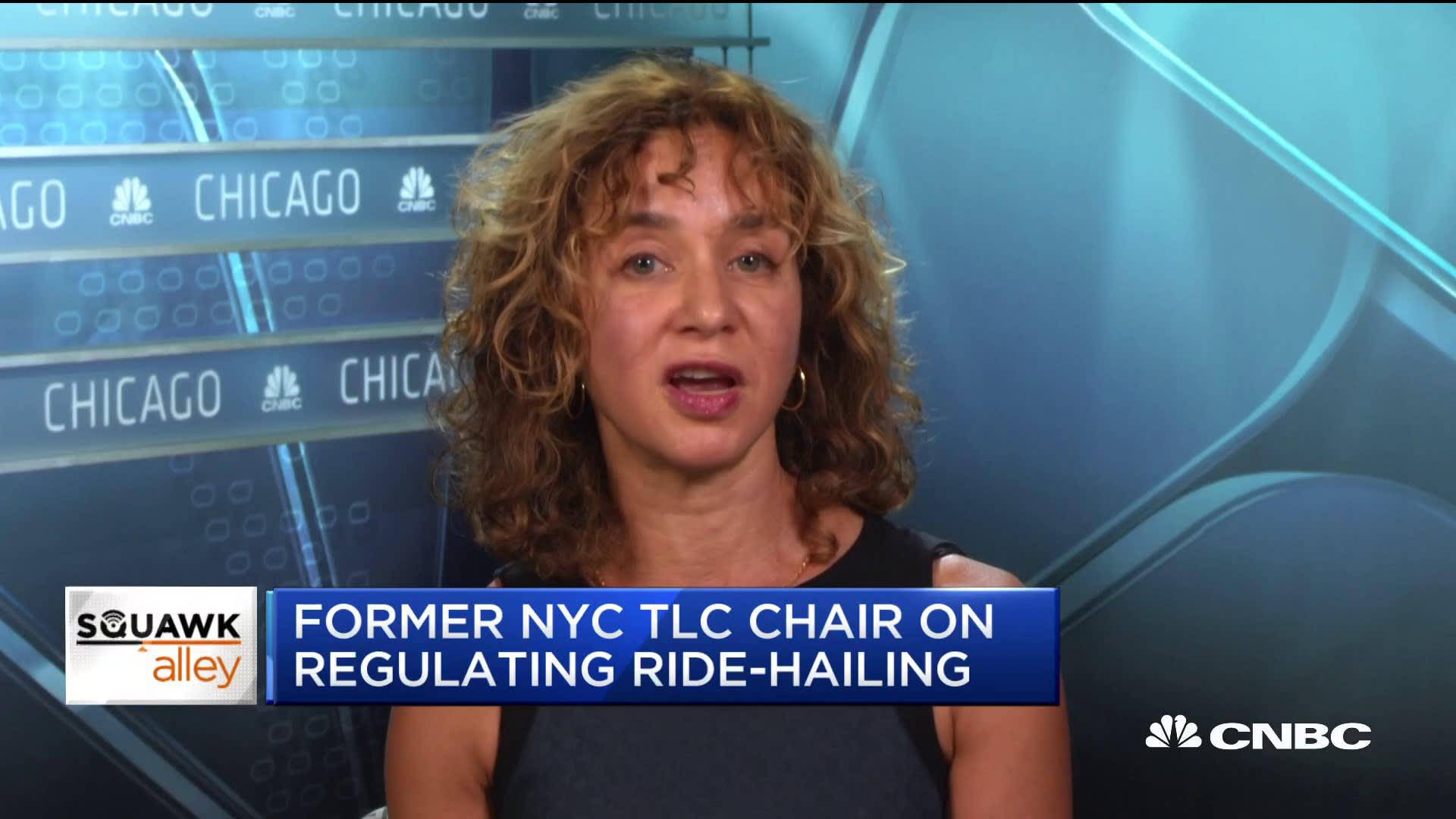 Former NYC TLC chair on regulating ride-hailing services