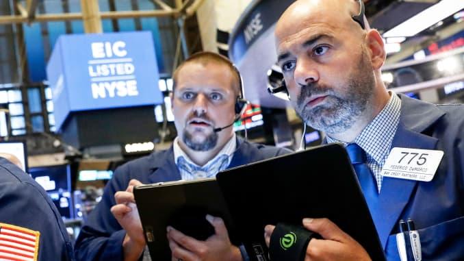 RT: Traders NYSE 190807