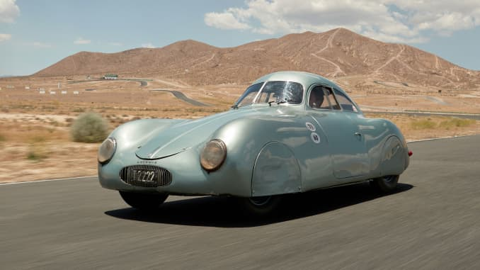 Where Is Porsche Made >> World S First Porsche Up For Auction For 20 Million Isn T
