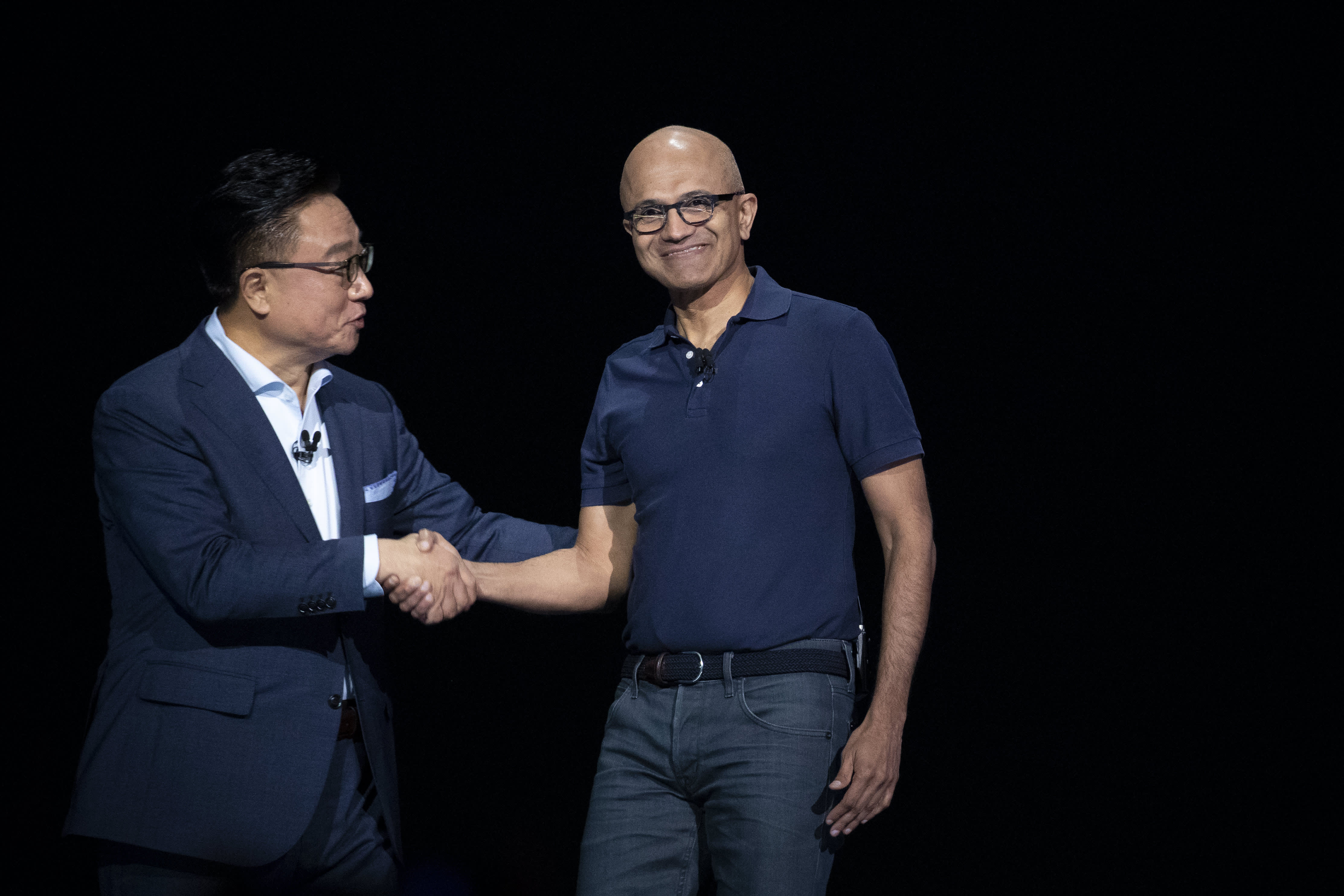 Microsoft's strategy of cozying up to other platforms is working, so the company is extending it
