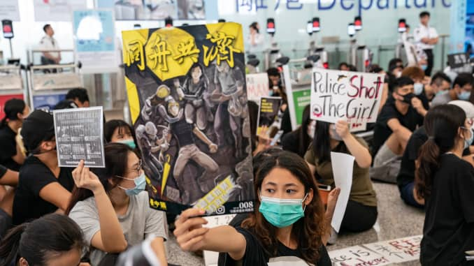 GP: Unrest In Hong Kong