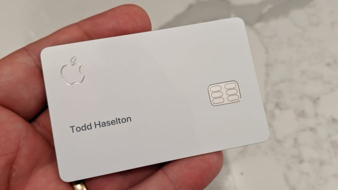 Goldman Sachs may lose money on the Apple Card in the next recession