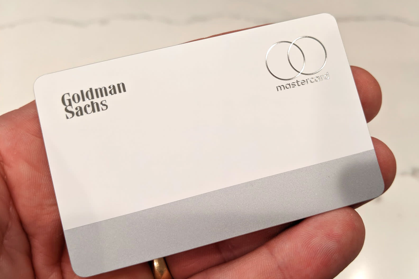 Goldman wants to fix the Apple Card flaw that has users claiming bias