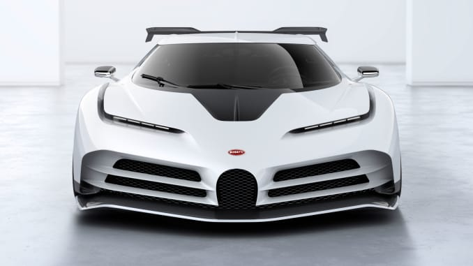 Bugatti reveals its most powerful supercar yet: The $10 million Centodieci 106076849-156571799793205_cd_frontr