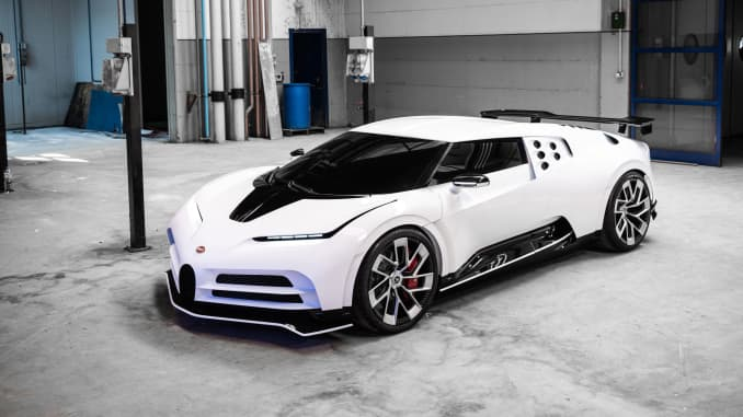 H/O: EMBARGOED until Aug 16 11:20 am pacific time: Bugatti Centodieci 3