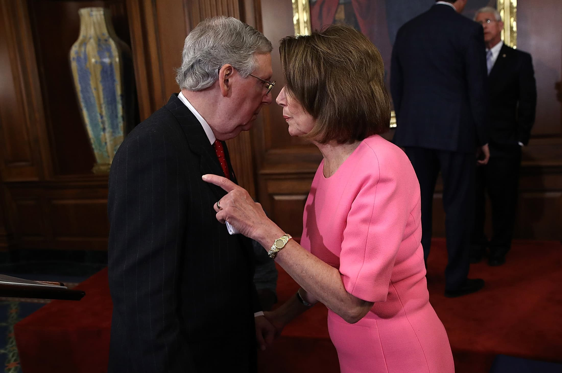 China accuses Pelosi and McConnell of inciting 'chaos' in Hong Kong