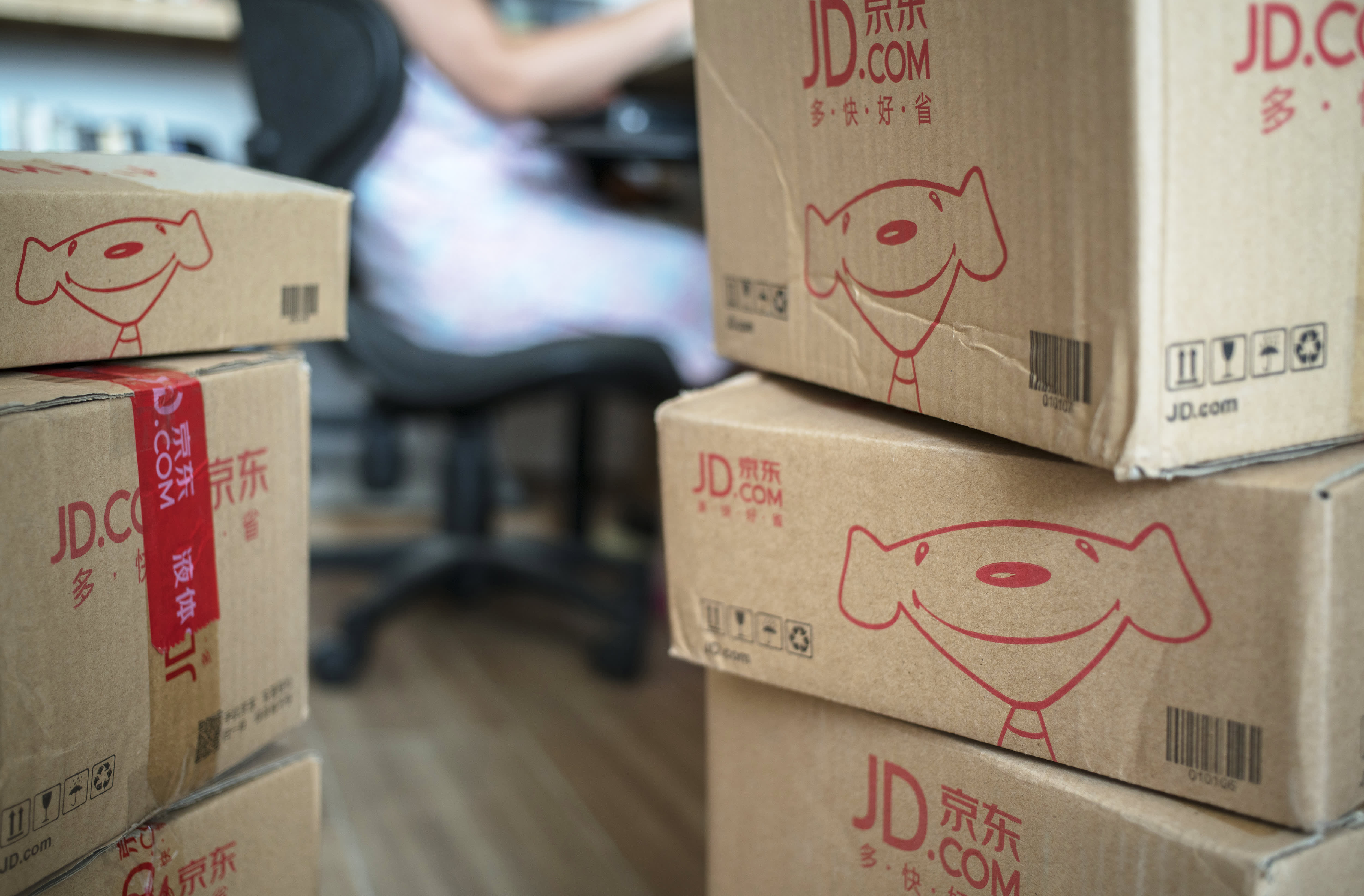 Trade war is turning China's local manufacturers to the domestic market, says e-commerce giant JD.com