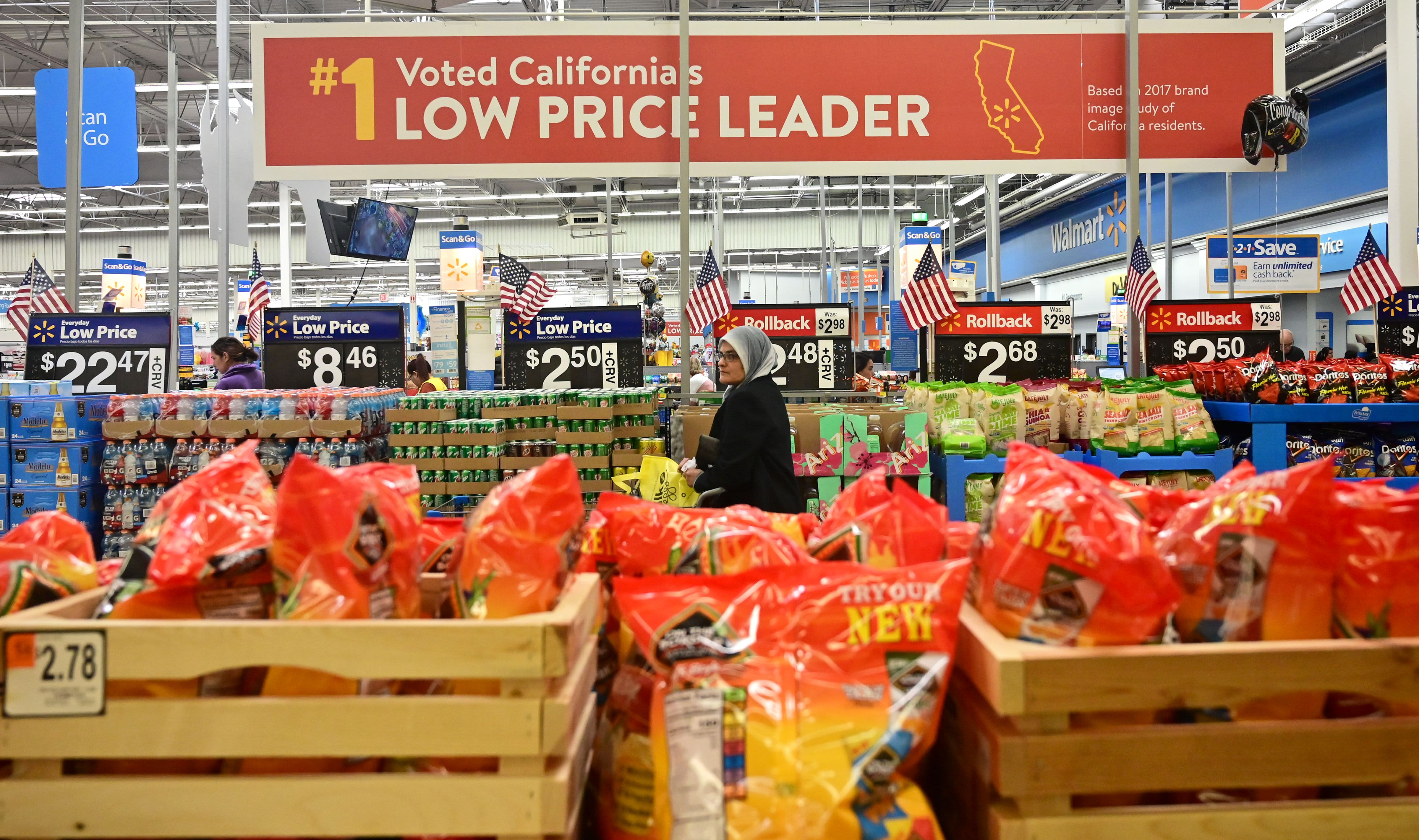 Walmart earnings: $1 27 per share, vs $1 22 EPS expected