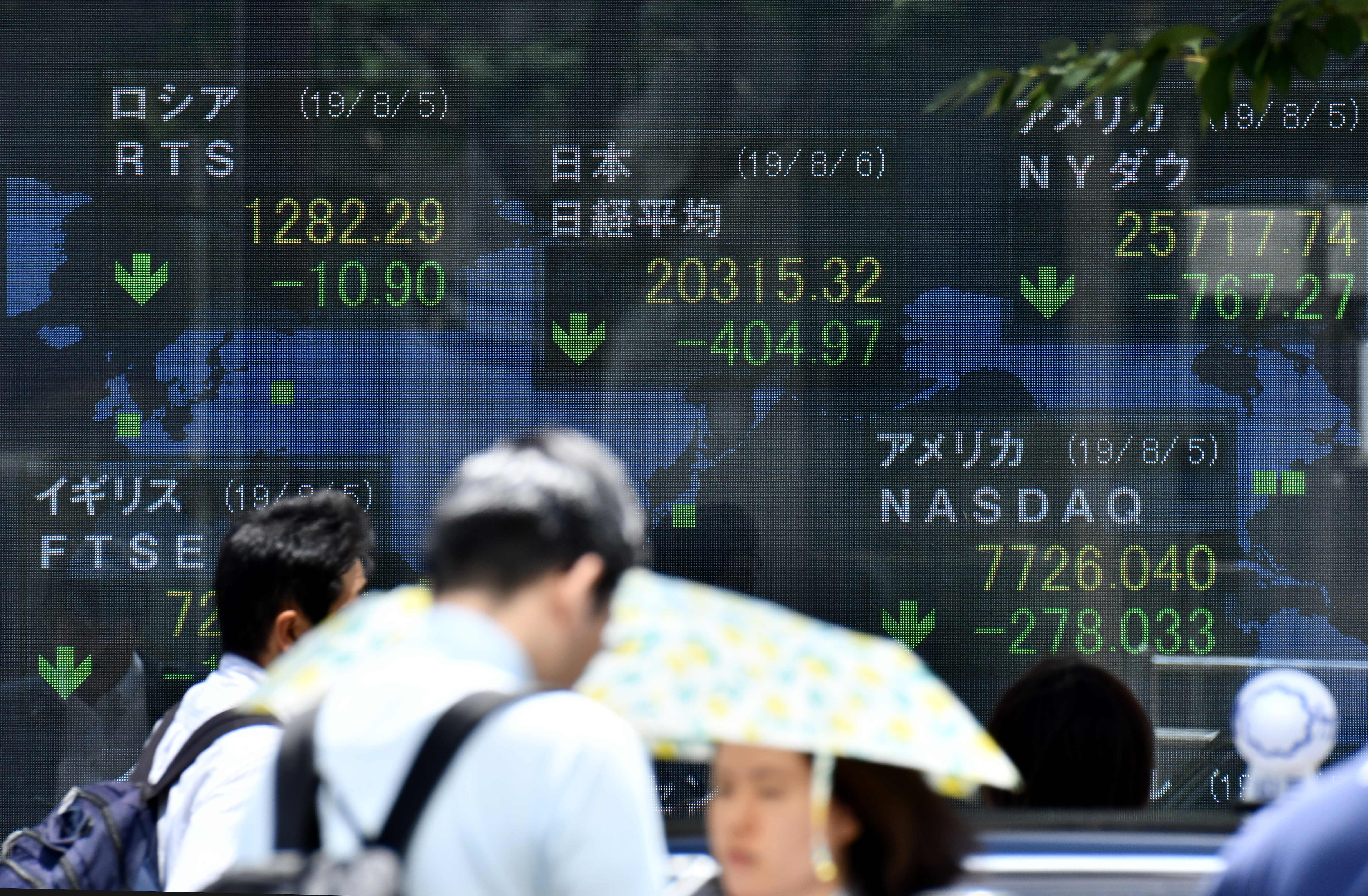 www.cnbc.com: Asia-Pacific markets mixed as U.S. stocks rally; Australia's jobless rate hits 22-year high