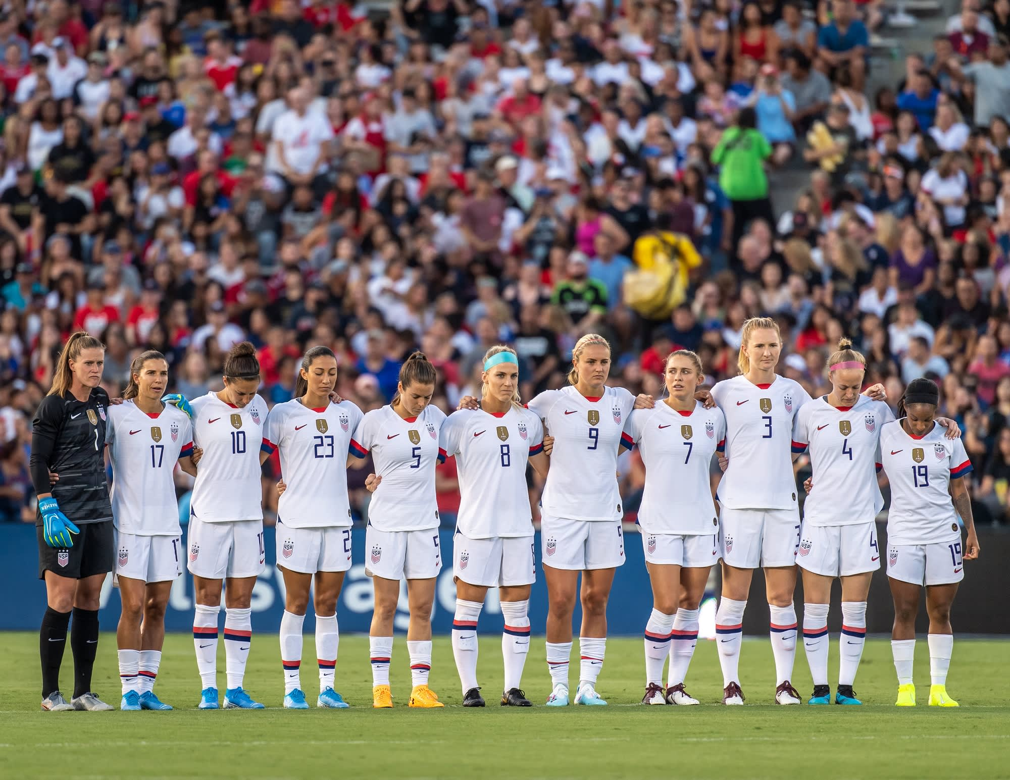 Mediation between US women's team and US Soccer fall apart—now the two sides may face off in court
