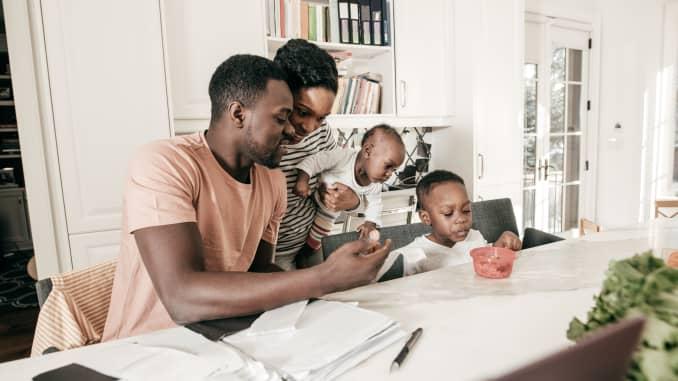 GP: Managing family finances