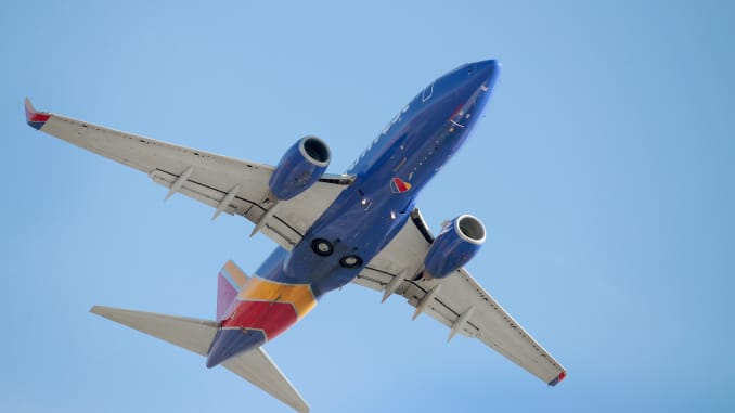 GP: Southwest Airlines Reports Tripling Of Quarterly Profits, Due Largely To Tax Reform Benefits 1