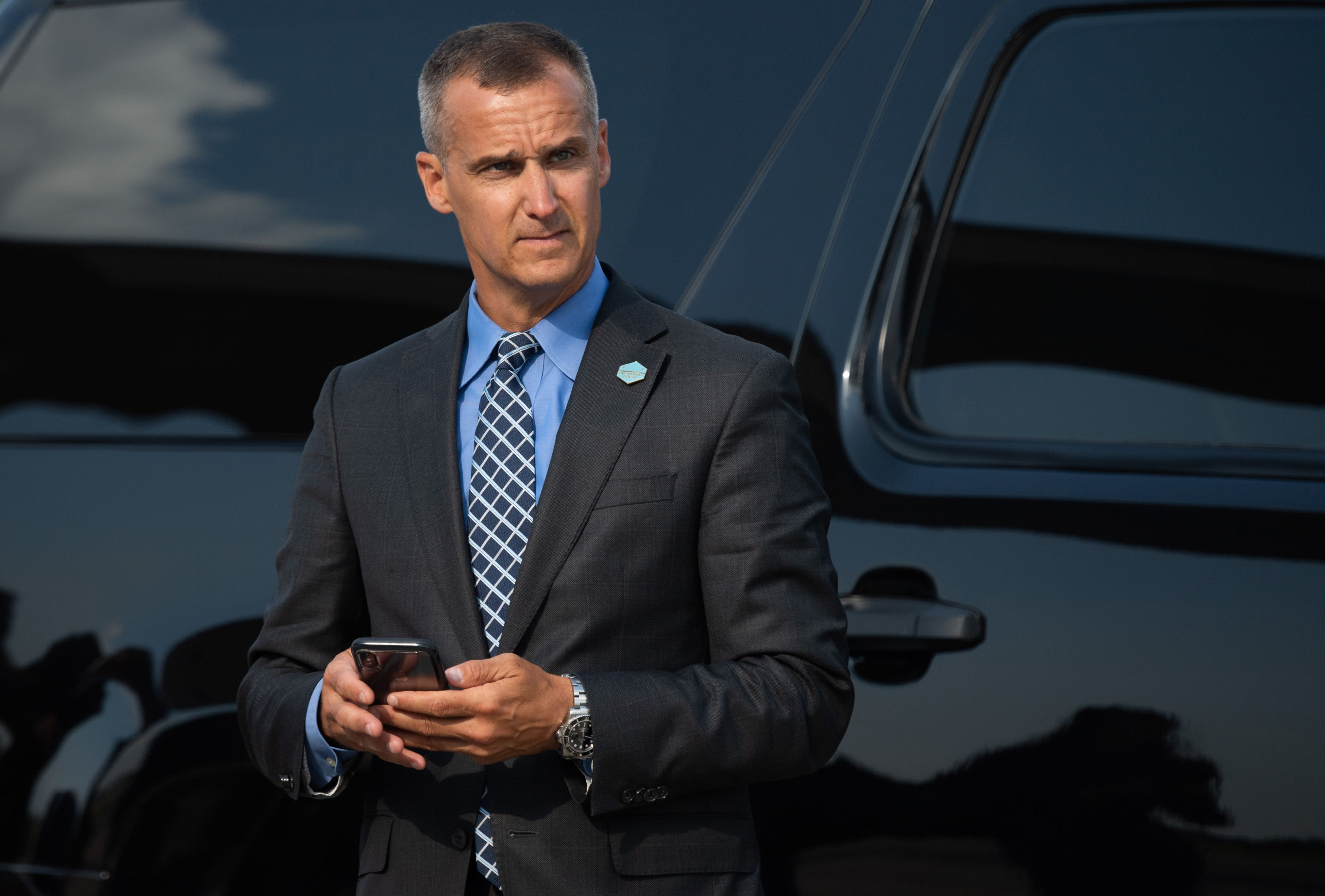 Ex-Trump campaign manager Corey Lewandowski subpoenaed by Dems as he hints at Senate run