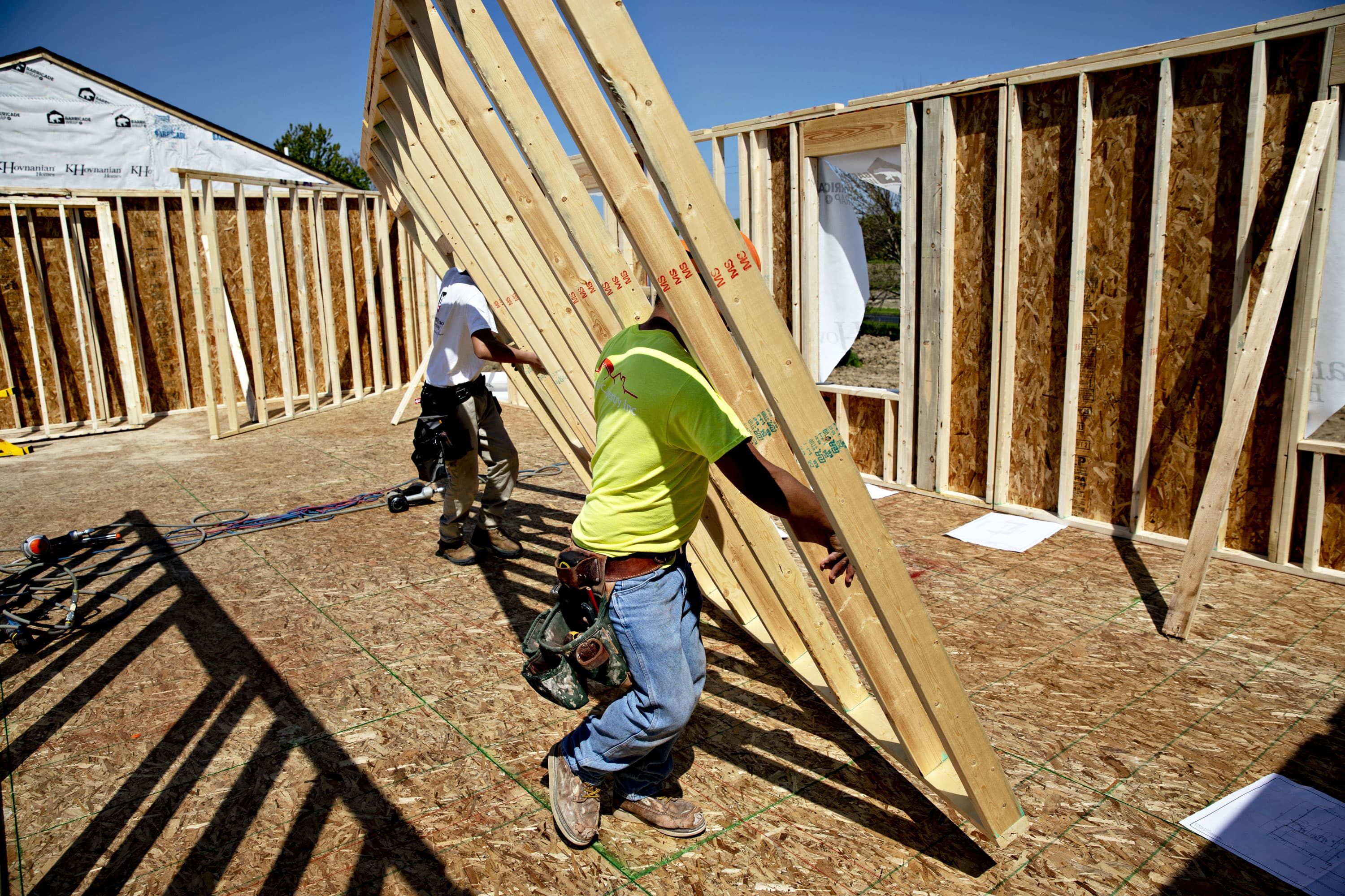 What to watch as homebuilders rally