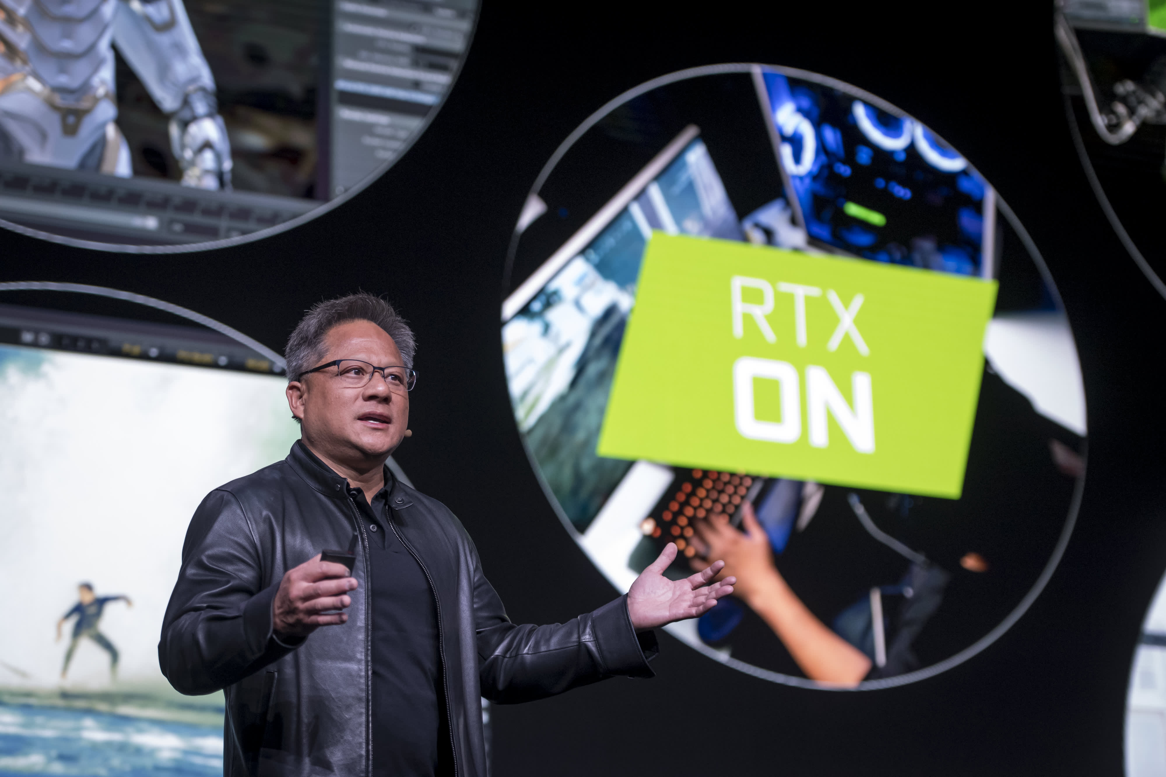 Nvidia announces new chips designed for mining Ethereum as the cryptocurrency hits record highs