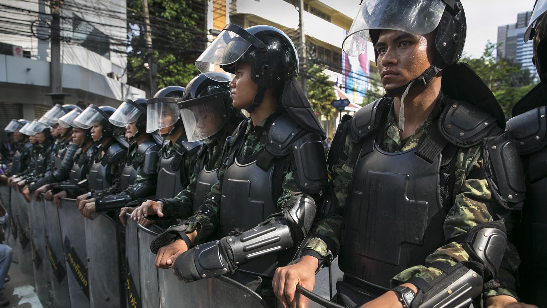 Why does Thailand have so many coups?