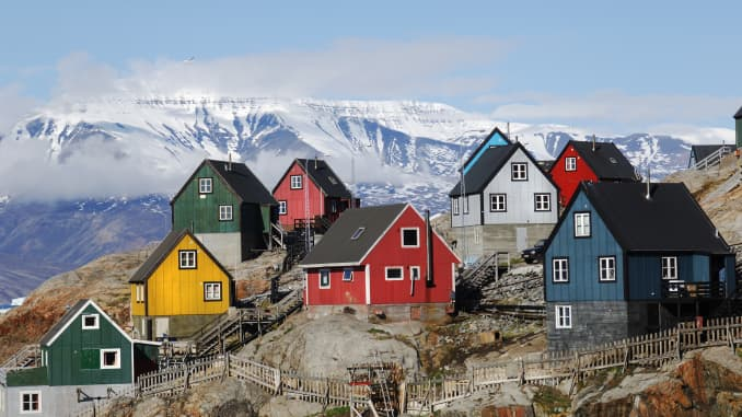 Greenland tells Trump that the country is not for sale