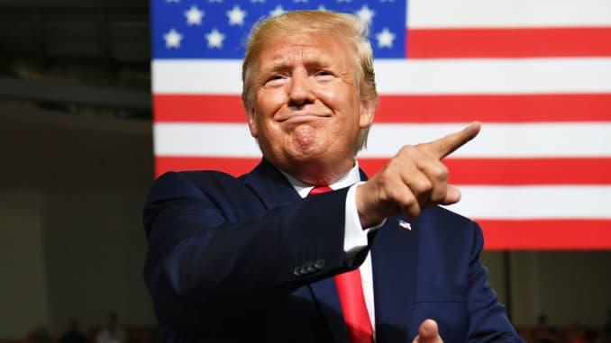 GP: Donald Trump, speaking in New Hampshire 190815